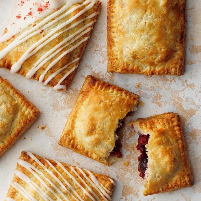 Cherry Hand Pies
