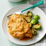 Pressure-Cooker Chicken Paprika