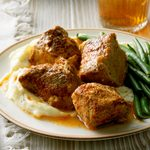 Pressure-Cooker Pork Ribs