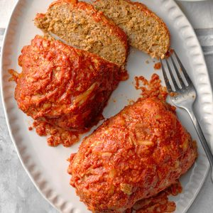 Taco Turkey Meat Loaf