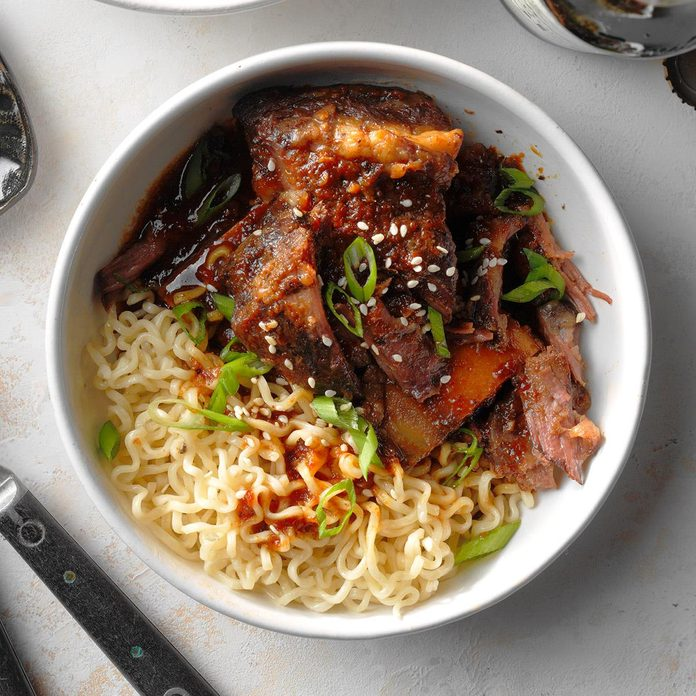 Slow-Cooker Asian Short Ribs