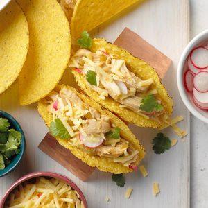 Beergarita Chicken Tacos