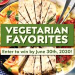 Vegetarian Favorites Recipe Contest