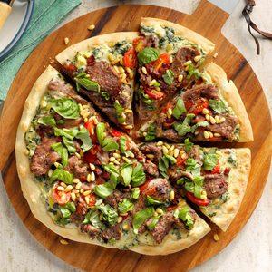 Steakhouse Pizza