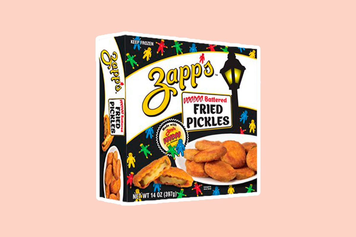 Zapps Vodoo Battered Fried Pickles Report incorrect product information Zapps Vodoo Battered Fried Pickles