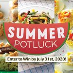 Closed: Summer Potluck Recipe Contest