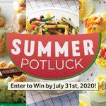 Closed: Summer Potluck Recipe Contest