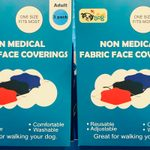 Costco Is Selling $10 Boxes of Fabric Face Masks