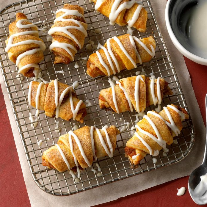 Runner-Up: Pumpkin Rugelach with Cream Cheese Icing