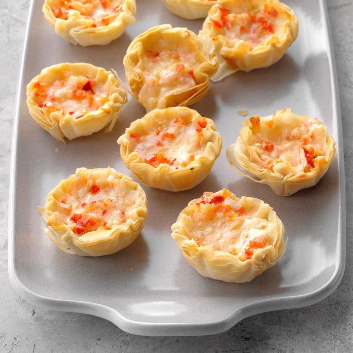 Lobster Tartlets