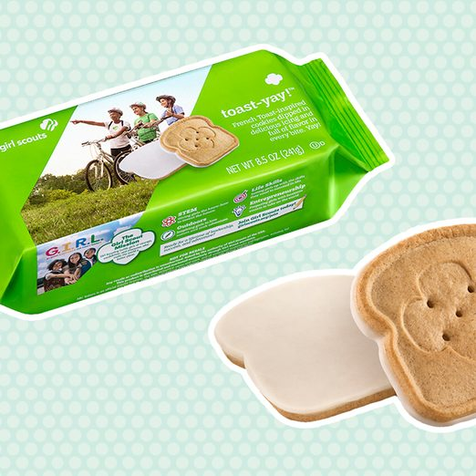 Mark Your Calendars, There's a New Girl Scout Cookie on the Way