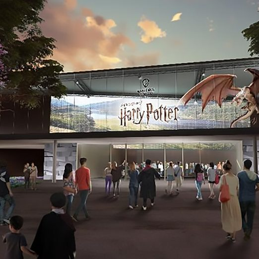 A Harry Potter Theme Park Is Happening—and It Will Be 30,000 Square Feet of Pure Magic