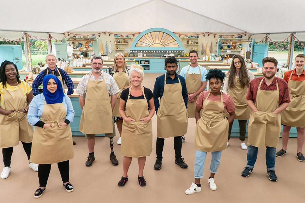 The great british baking show season 11