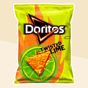 Twisted Lime Doritos Are in Stores Right Now, and We're Ready to Snack