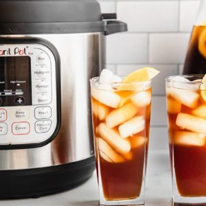 How to Make Easy Instant Pot Iced Tea
