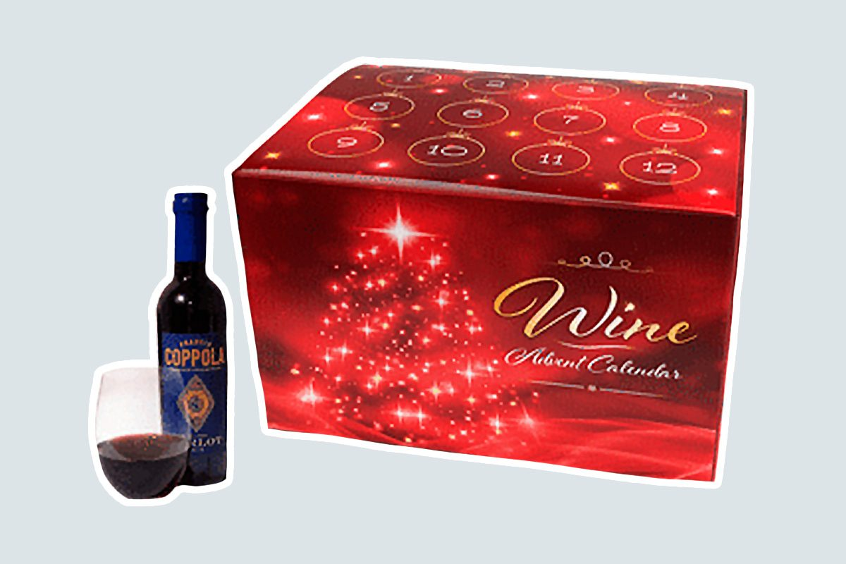 Wine Advent Calendar 2020
