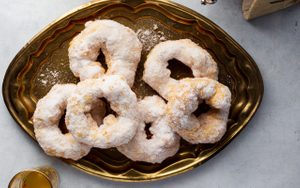 How to Make Sfinge (Moroccan Doughnuts)