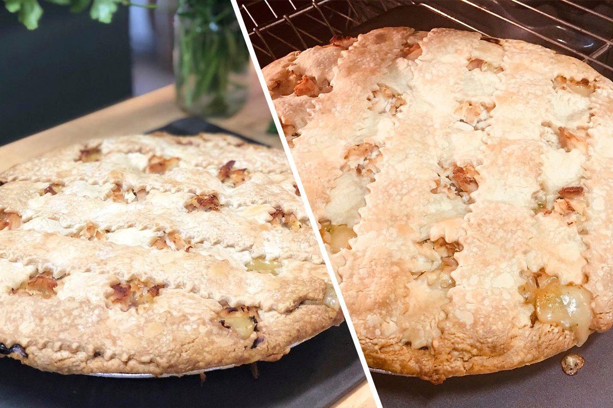 Costco giant chicken pot pie