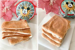 How to Make Disney's Churro Toffee Recipe at Home