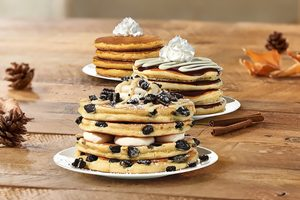IHOP Just Launched Its Fall Menu for 2020and It Includes Milk 'n' Cookies Pancakes