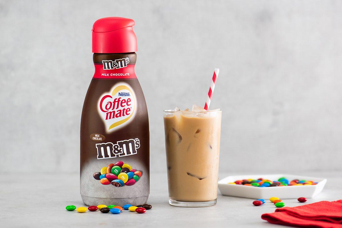 Coffee Mate NEW M&M's Creamer