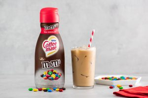 Sneak Peek: This M&M's Coffee Creamer Is Coming to Stores in 2021