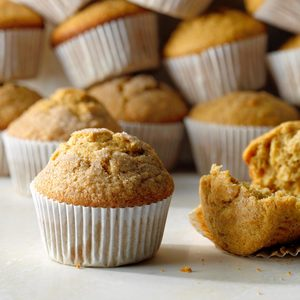 Gluten-Free Sweet Potato Muffins