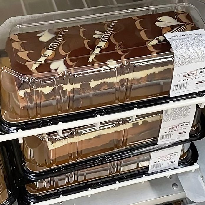Costco mousse cake