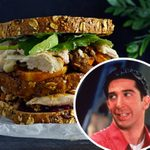 "How to Make Ross Geller's ""Moist Maker"" Sandwich"