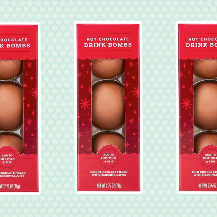 Holiday Hot Cocoa Bombs - 2.25oz / 3pk - Wondershop™ feature