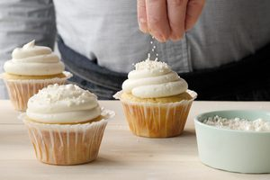 Kick Off 2021 with Our Newest Bakeable Challenge: Vanilla Bean Cupcakes