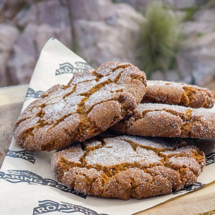 Disney JUST Shared Their Recipe for Molasses Crackle Cookies