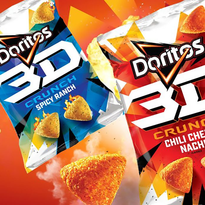 Doritos 3D return
