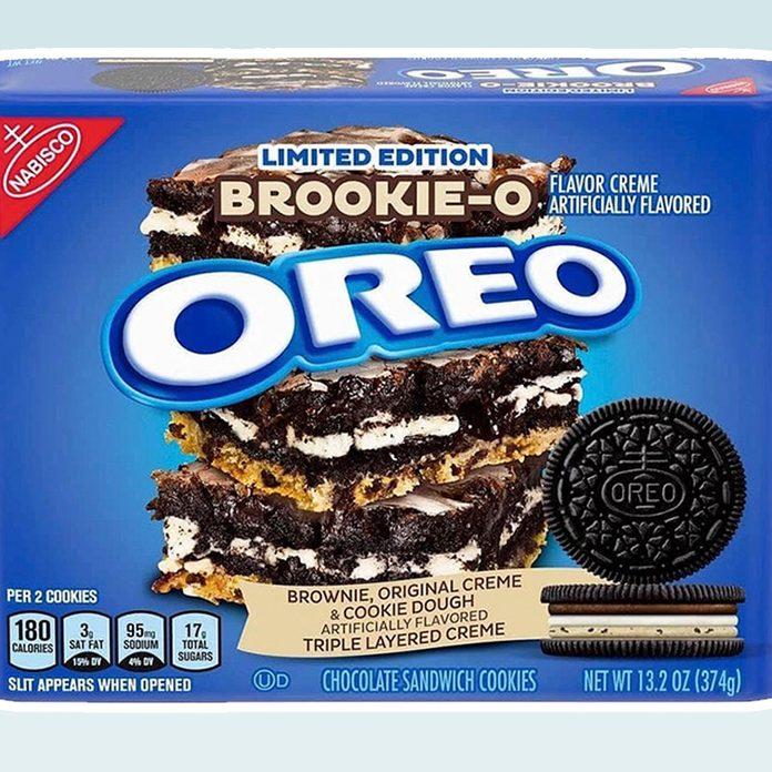 oreo new brookie-o cookie