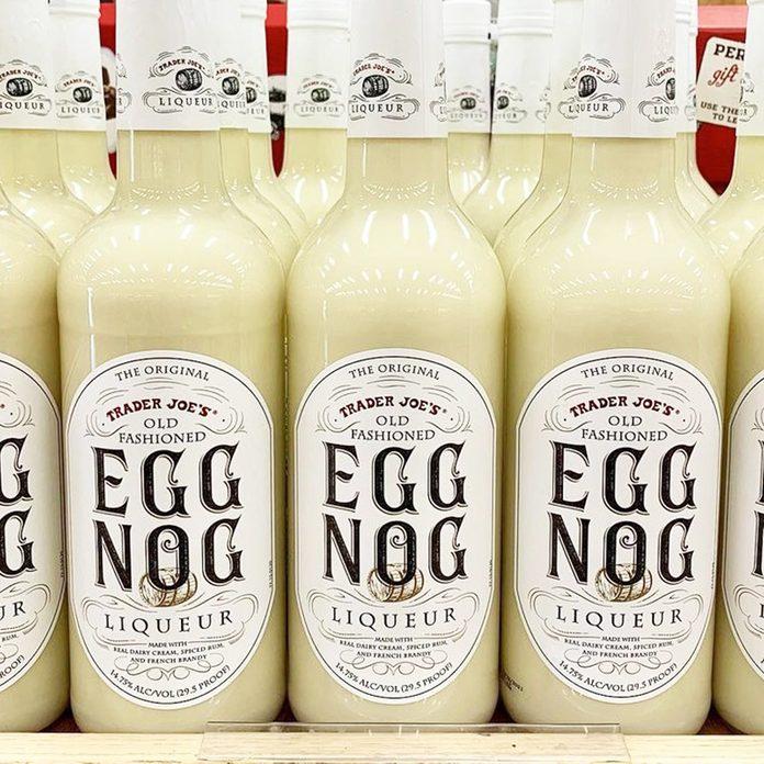 Trader Joe's Eggnog Liqueur