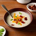 How to Make Easy Slow-Cooker Potato Soup