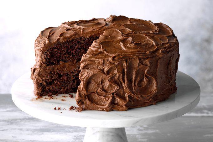 Sauerkraut Chocolate Cake