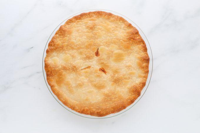 how to make chicken pot pie from scratch Baked Chicken Pot Pie