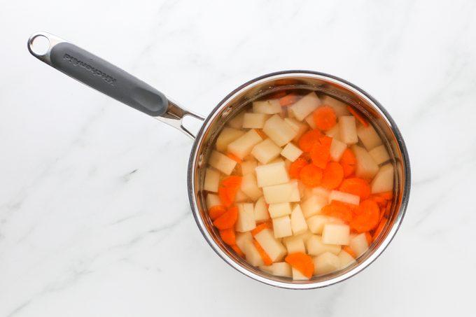 how to make chicken pot pie from scratchChicken Pot Pie Vegetables