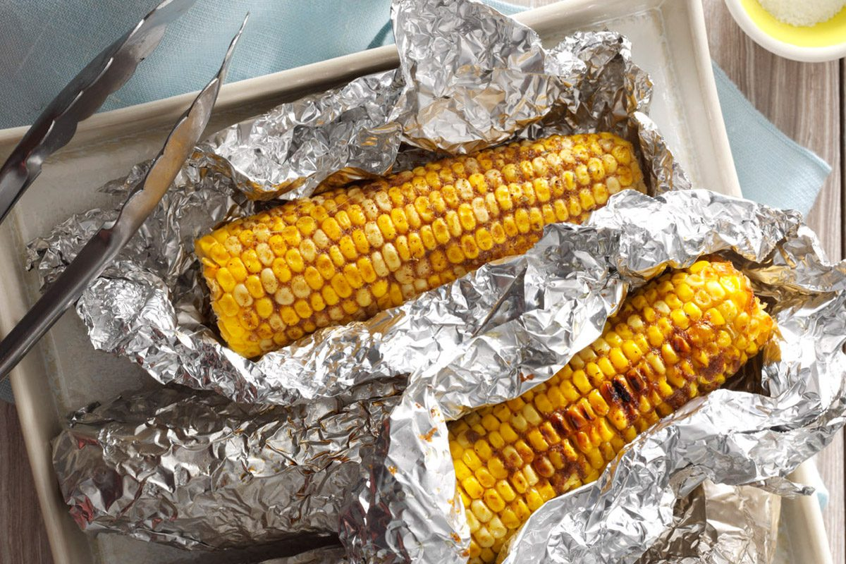 grill corn
