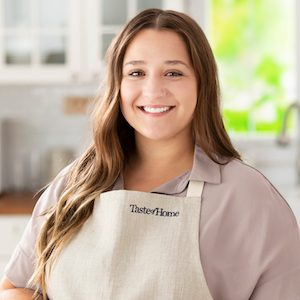 Sarah Tramonte, associate culinary producer at Taste of Home