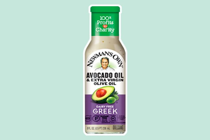 Avocado Oil & Extra Virgin Olive Oil Greek Dressing