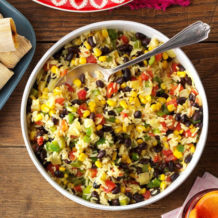 Southwestern rice, best rice recipe