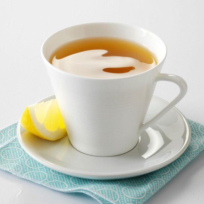 Spiced apricot tea