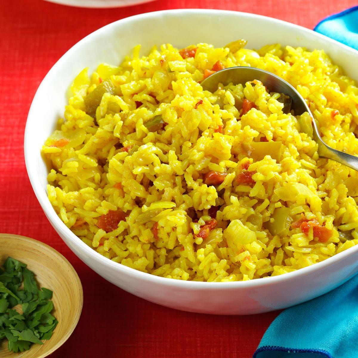 Texas Style Spanish Rice