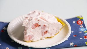 Cool and Creamy Watermelon Pie