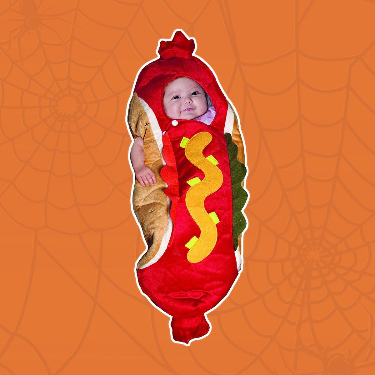 Baby hot dog