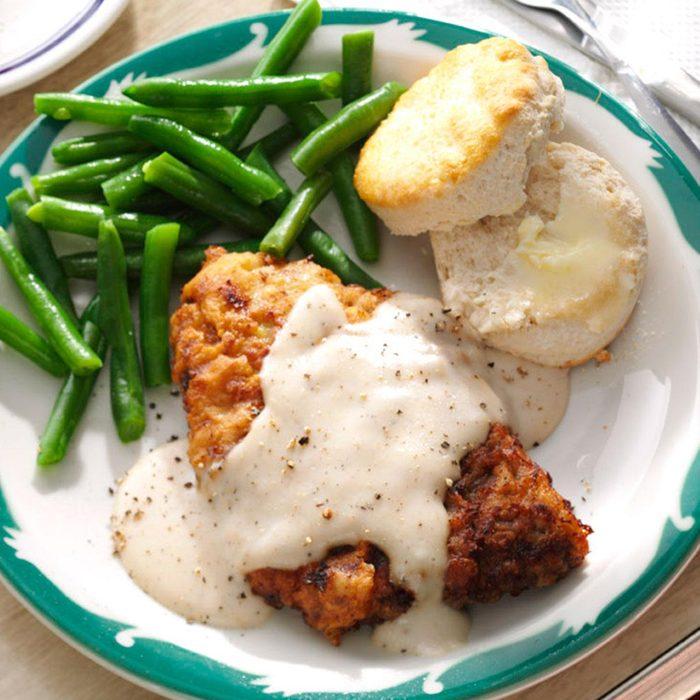 Chicken-Fried Steak & Gravy 120399