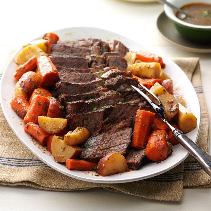 Ultimate pot roast