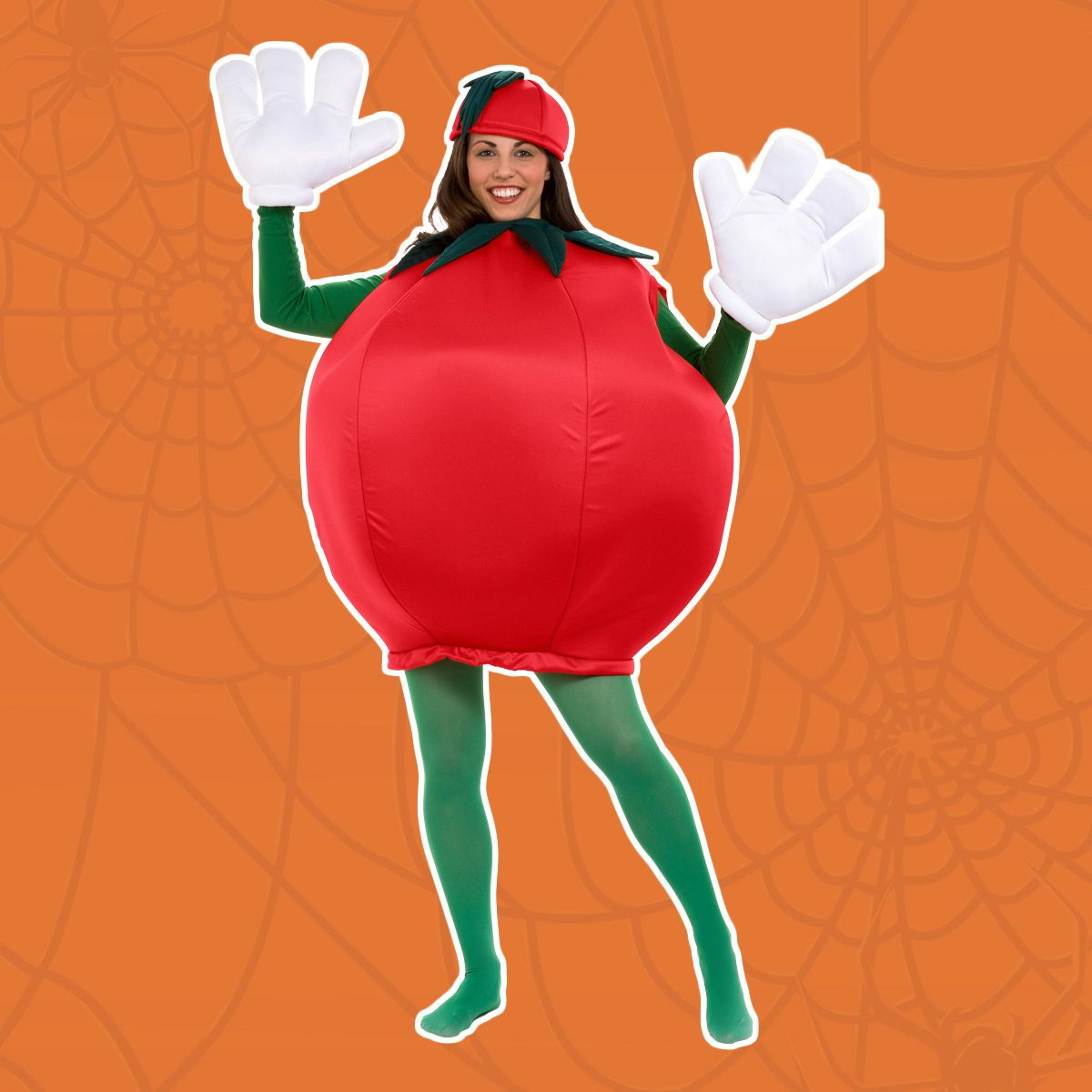 Tomato lady